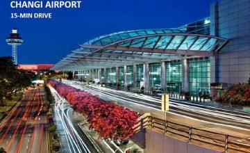 Penrose to CHANGI airport